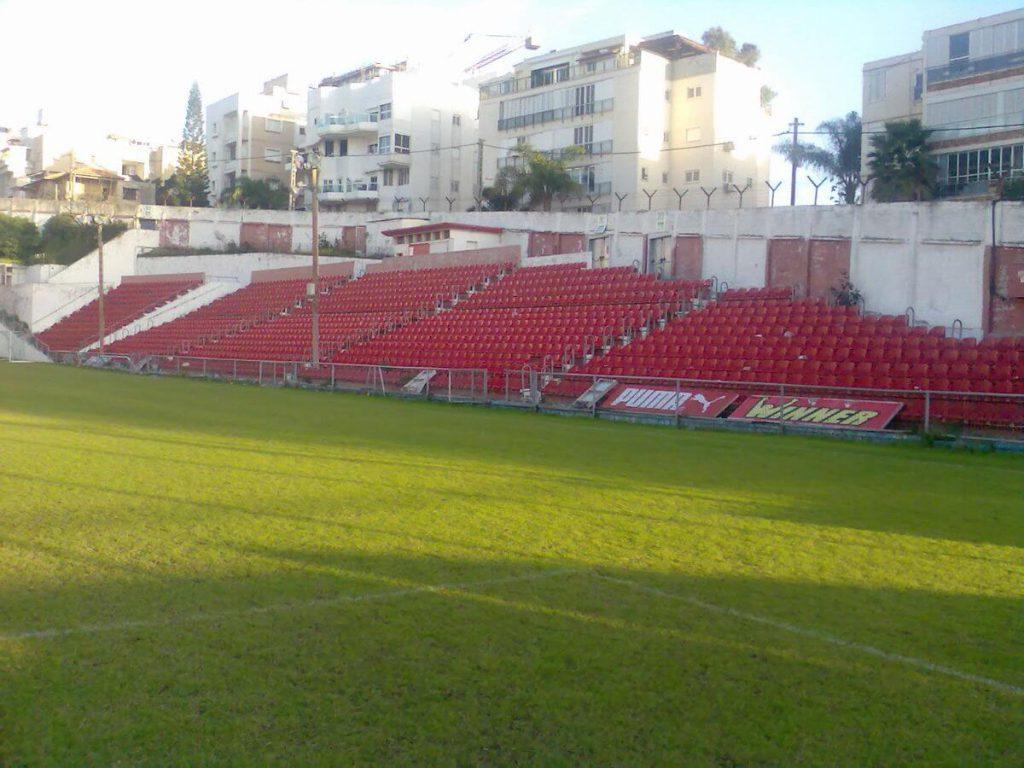 איצטדיון המכתש