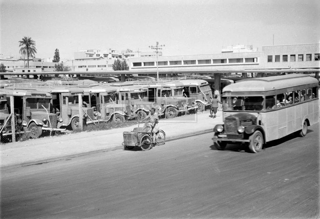 תחנה מרכזית ישנה תל אביב