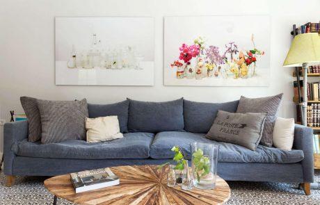 אמנות בבית – איך בוחרים אמנות לבית