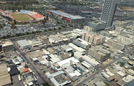 בני ברק מובילה בבניית משרדים בישראל; גבעתיים ורמת גן בעשירייה הראשונה