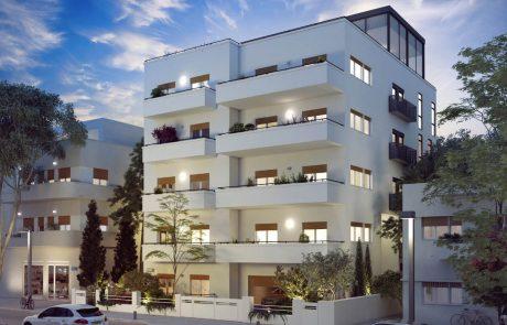 """""""בנייני העיר הלבנה"""" תבצע פרויקט שימור וולנטרי ברחובאחד העם בתל אביב בעלות 60 מיליון שקל"""