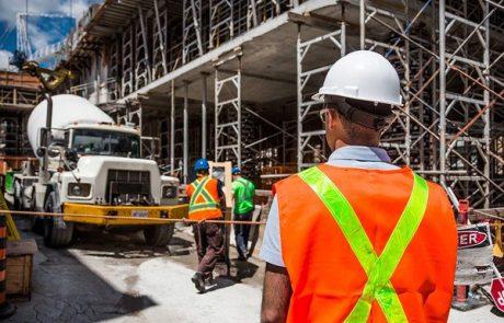 יועץ בטיחות בעבודה עבור אתרי בנייה – השקעה בחיי העובדים