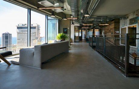 הטרנדים החמים ביותר בריצוף משרדים וחללים ציבוריים