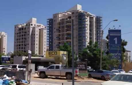 ירידה של 27% ברכישת דירות בשוק החופשי ברבעון השני – הנמוך ביותר מאז 2003