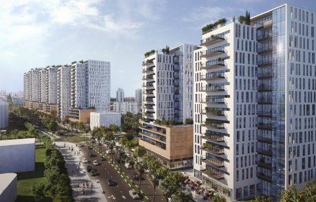 במקום 328 יחידות דיור ישנות ייבנו כ-1000 דירות חדשות בקרית אונו