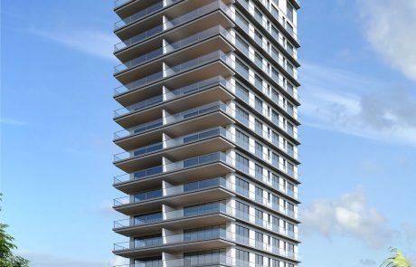 """שני בנייני בוטיק חדשים המיועדים לאלפיון העליון ובהשקעה של כ- 250 מיליון ש""""ח מתוכננים להיבנות בטיילת נתניה"""