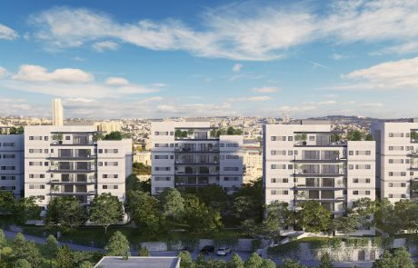40% יותר: 23 אלף יחידות דיור בדרך להתחדשות עירונית בירושלים