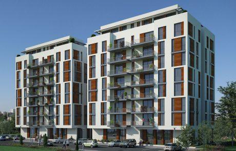 חברת ראדקו 38 החלה בשיווק פרויקט התחדשות עירונית