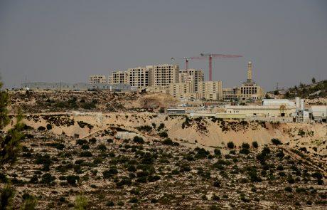 רגבים: מצוקת הדיור ביישובים הערבים אמיתית – לאמץ בניה עירונית
