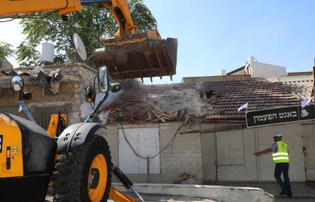 """העיר """"העתיקה"""" מתחדשת:  1,240 יח""""ד בהתחדשות עירונית אושרו בירושלים מתחילת השנה"""
