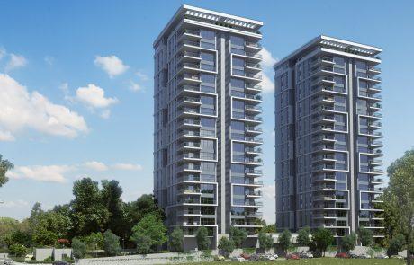 חברת מנרב מאכלסת את המגדל הראשון בפרוייקט היוקרה שלה