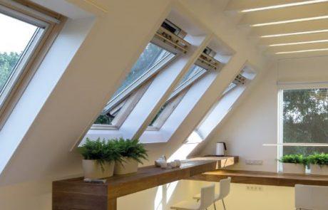 חלונות סקיילייט לעליית הגג – האם כדאי?