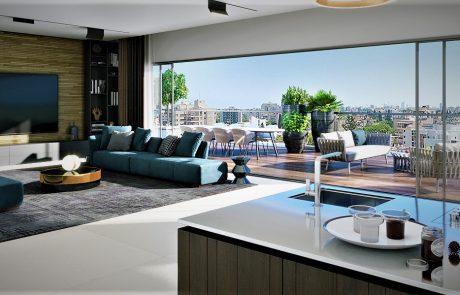 המדריך המלא לרוכשי דירות יוקרה בתל אביב