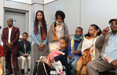 54 משפחות נוספות, בנות העדה האתיופית, התבשרו על זכייתם בסיוע מוגדל לרכישת דירה