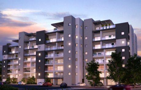חברת שניר החלה לשווקפרויקט מגורים בשכונת נווה יהושוע ברמת גן