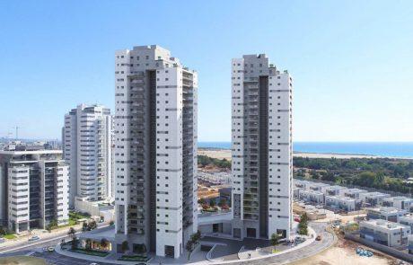 """נרכשה קרקע באשדוד ב- 121 מיליון ₪ להקמת 410 יחידות דיור +3,000 מ""""ר מרכז מסחרי"""