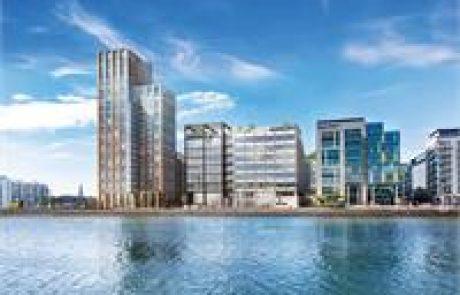 חברת ההשקעות קנדי ווילסון מוכרת בניין משרדים