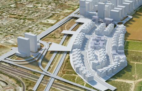 """פרויקט חדש סמוך לפארק הירקון: 220 יח""""ד יבנו בצפון בני ברק"""