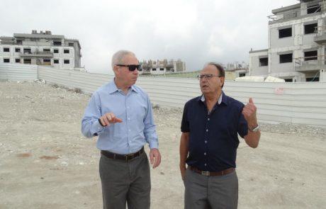 """425 מיליון ש""""ח יוקצו ע""""י משרד הבינוי והשיכון לפיתוחה של העיר יקנעם עילית"""