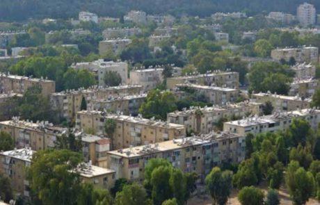 אחת מכל 7 דירות חדשות שנמכרות בישראל היא דירה בהתחדשות עירונית
