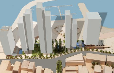"""73.1% מהישראלים חוששים – אבל לעיריית ת""""א זה לא מפריע להמשיך בתוכניות"""