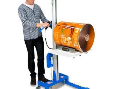 פתרונות שינוע והרמה לוגיסטיים לניהול מחסנים ומפעלים- מלגזות חשמליות, מלגזות דיזל, מלגזות היגש ועגלות הובלה