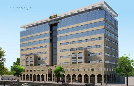 תכנון ועיצוב משרדים וחללים מסחריים