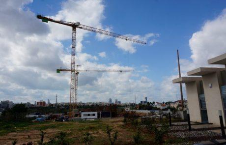 """12,500 יחידות דיור ביבנה אושרו להפקדה בותמ""""ל"""