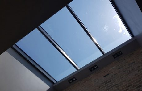 הטרנד האדריכלי והאקולוגי של התקופה – גגות זכוכית