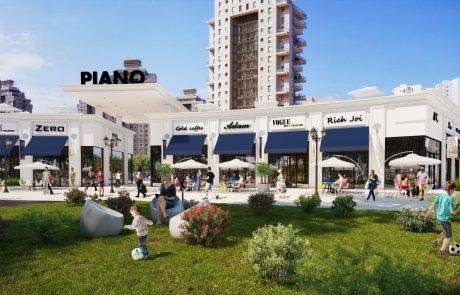 מתחם בילוי וקניות חדש יוקם בעיר ימים בשכונת פולג בנתניה בהשקעה של 165 מיליון ₪