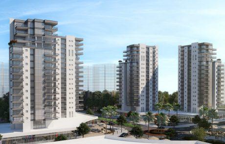 """פרשקובסקי זכתה במכרז דירה להשכיר ורמ""""י להקמת פרויקט של 248 יח""""ד להשכרה ארוכת טווח במערב רמלה,תמורת 50 מיליון שקלים"""