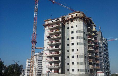 """פורסמו נתוני הלמ""""ס לחודש יוני: """"אין דירות חדשות והמחירים ממשיכים לעלות"""""""