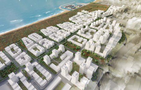 אושרה תוכנית 'חוף התכלת' – רובע עירוני חדש בדרום-מערב הרצליה