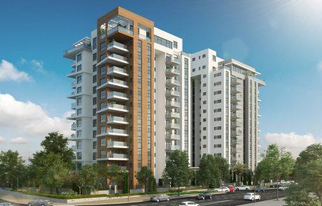 """בהשקעה של מאות מיליוני ש""""ח: פרויקט מגורים חדש יוקם בהרצליה הירוקה"""