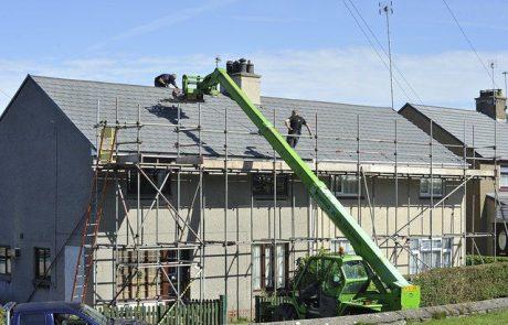 בניית גג רעפים עשה זאת בעצמך